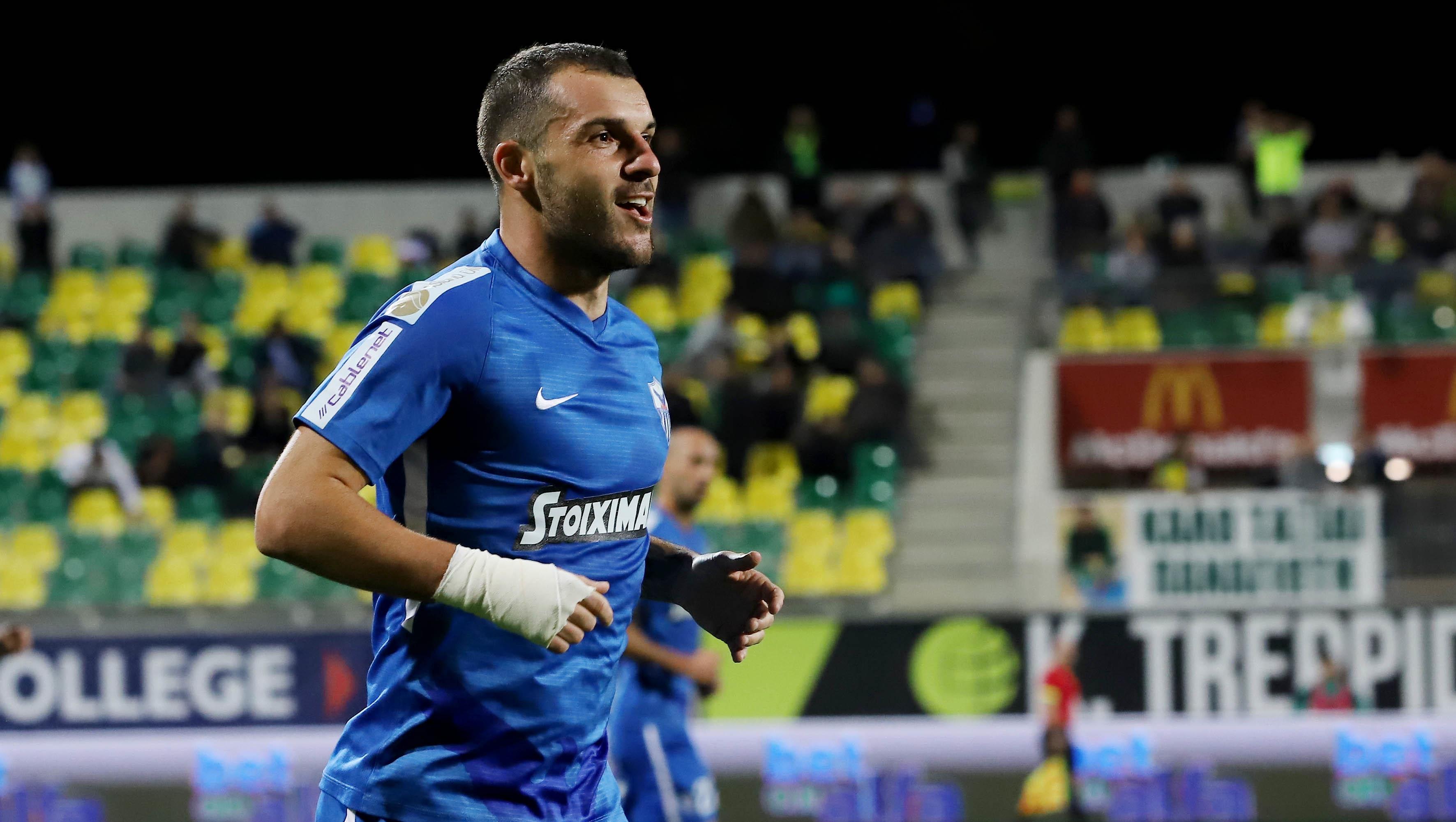 Stoiximan Top Goal 11ης Αγωνιστικής: Νίκος Καλτσάς | ΠΑΣΠ
